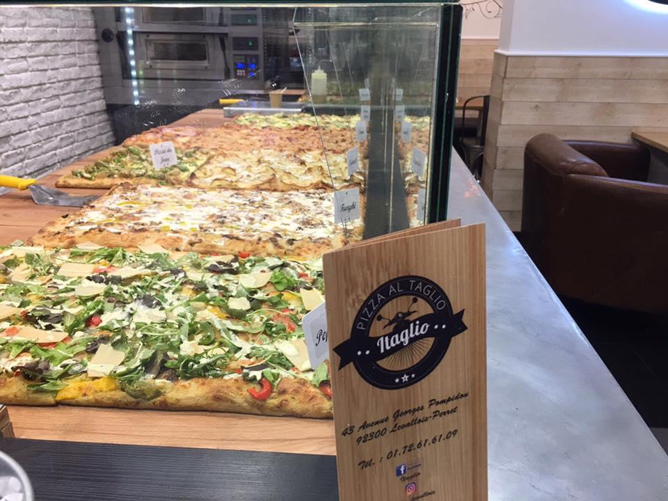 Restaurant cacher levallois - pizzeria 92 - itaglio
