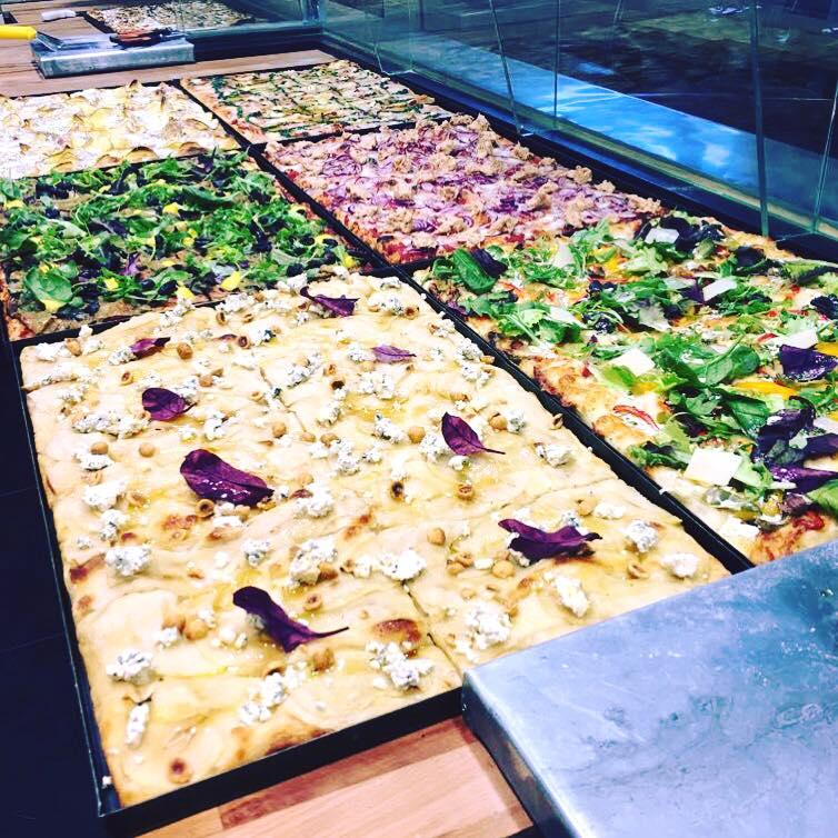 Restaurant Levallois 92 - Pizza à la coupe - Itaglio