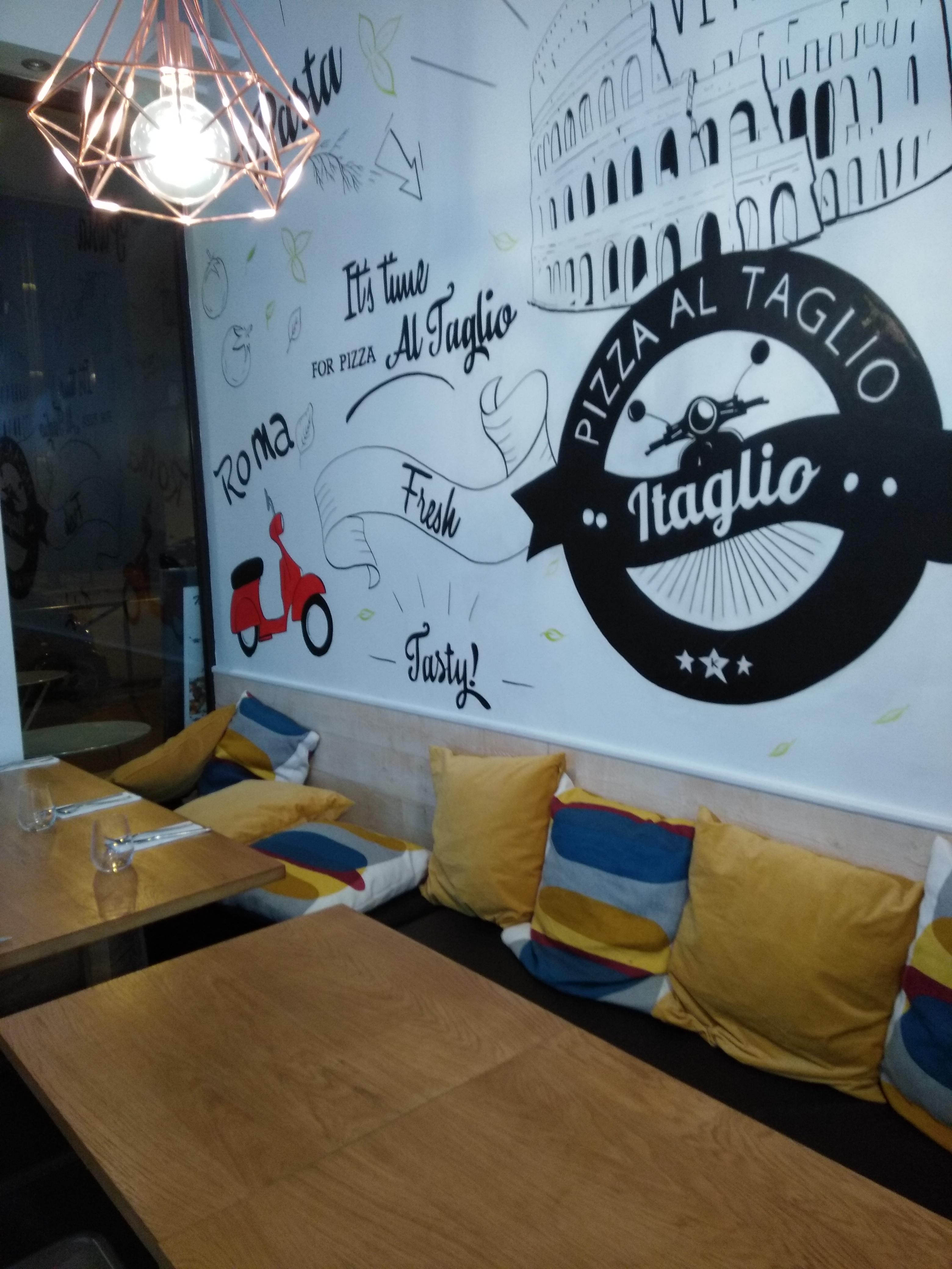 Pizzeria cachere levallois - restaurant 92 -itaglio