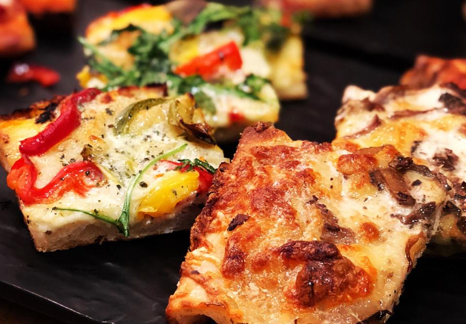 Restaurant cacher Levallois - Pizza gastronomique - itaglio