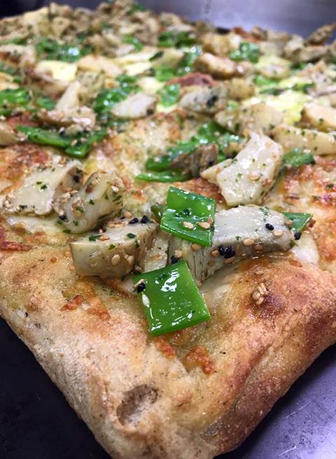 Pizza cachére Levallois - Livraison à domicile - Itaglio